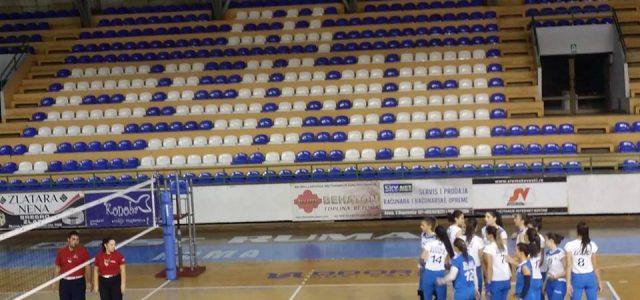 """Danas u 18 časova u Sportskom centru u Rumi igra se utakmica u kojoj se susreću aktuelne državne prvakinje Srbije, odbojkašice Vizure, sa rumunskom ekipom Lugoža. """"S obzirom na to […]"""
