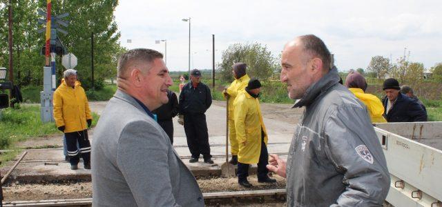 """Železnice Srbije započele su rekonstrukciju pružnog prelaza u ulici Vladimira Nazora u Rumi. Radovi se odvijaju pod nadzorom Društva za upravljanje železničkom infrastrukturom """"Infrastruktura železnice Srbije"""" i imaju za cilj […]"""