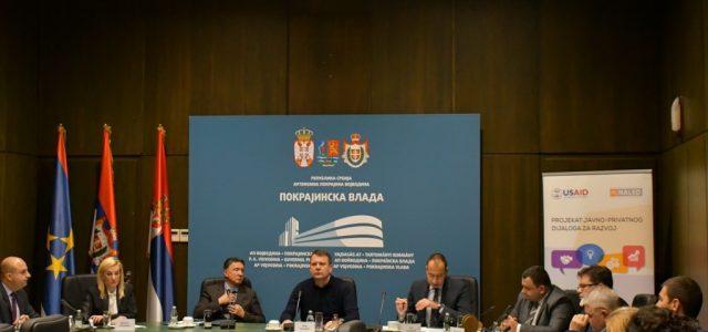 Trogodišnja saradnja između Pokrajinske vlade i NALED-a, definisana sporazumom, dala je višestruke efekte u unapređenju kapaciteta lokalnih samouprava u Vojvodini i poslovnog ambijenata za privlačenje invasticija, ocenjeno je na godišnjem […]