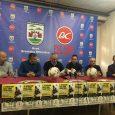 """U Poslovno-sportskom centru """"Pinki"""", održana je konferencija za medije povodom organizacije tradicionalnog 32. Međunarodnog turnira u malom fudbalu na kojoj su prisustvovali članovi Organizacionog odbora turnira na čelu sa predsednikom […]"""