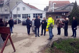 """Biro za odnose sa javnošću Vlade AP Vojvodine izdao je saopštenje povodiom obilaska radovana izgradnji vodovodne i rekonstrukciji kanalizacione mreže u Novoj Pazovi. Prenosimo saopštenje u celosti: """"Pokrajinski sekretar za […]"""